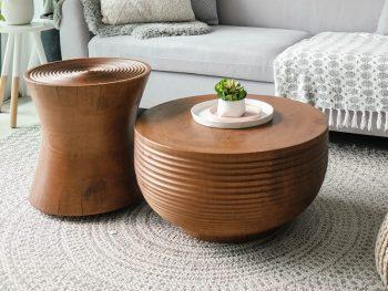 Sofaborde i kvalitetstræ